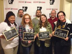 Central Arkansas Escape Rooms