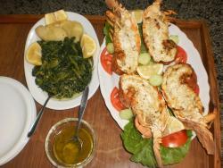 Fish Taverna Gregorys
