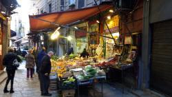 Mercati di Palermo: Capo, Vucciria e Ballaro