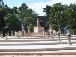 The Navel City Pillar of Chiang Rai