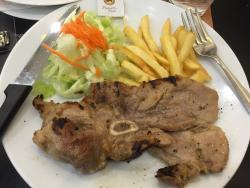 Santa Fe Steak