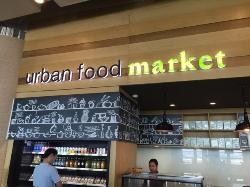 Urban Food Market - Domestic Terminal