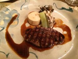 とても美味しかったd(^_^o)