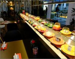 Sakuras - Cinska a Japonska Restaurace, Sushi