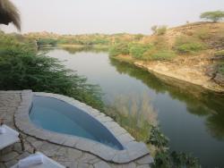 piscine privée avec vue