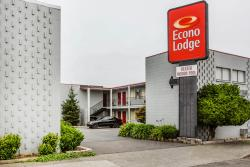 Econo Lodge Eureka by the Humboldt Bay