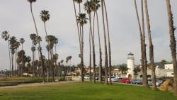 Cabrillo Bike Path