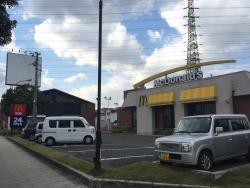 McDonald's Chukan Yasuda-Higashi