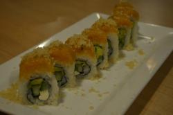 Crunch vegetable roll