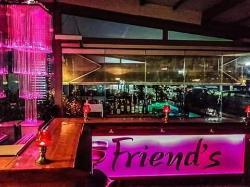 Friend's cafe