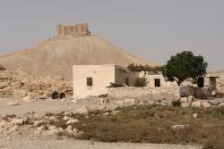 Muslim Castle Qala'at ibn Maan