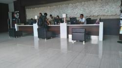 โรงแรมซานติกา เบ็งคูลู