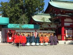 Ueno Temman Shrine