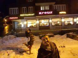 Hotel-Restaurant Kreuz