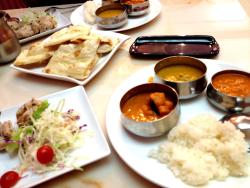 Authentic South Indian Cuisine Sri Balaj