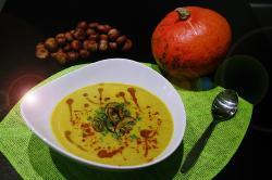 Venez vous réchauffer avec nos soupes du jour 100% biologique