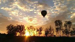 Paseos en globo aerostático
