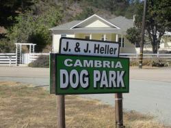 Cambria Dog Park