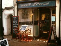 St Giles' Café
