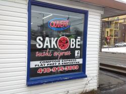 Sakobe Sushi Express