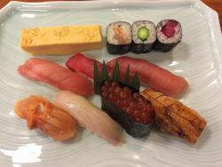 Hasuike Maruman Sushi