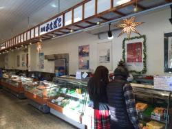 Choshi Kaheiya Seafood Restaurant