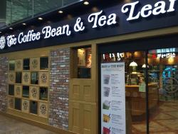 The Coffee Bean & Tea Leaf KTX Busan Station