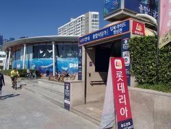 Lotteria Busan Aquarium Store