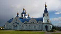The Temple in Honor of the Tikhvin Icon of Our Lady