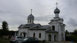 Holy Temple of St. Euphrosyne of Polotsk