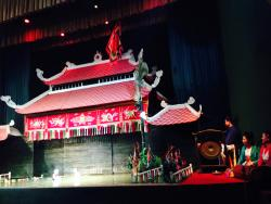 Lotus Water Puppet Theater