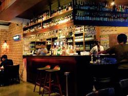 Bangkok Bitter, The Bar & The Restaurant