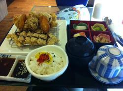 ALi Yu AiDe XiCan Café (Tai PingYang)
