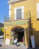 Iguanas Greens