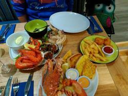 Stingrays Ocean Grill