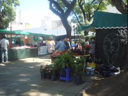 La Feria de Artesanos de Belgrano