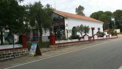 Visitor Center Las Vinas de Penallanas