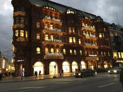Hamburger Hof Einkaufspassage