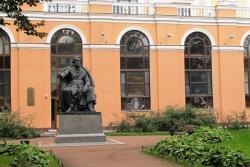 Monument to Turgenev