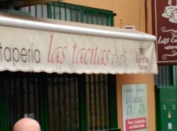Cafeteria taperia Las Tacitas
