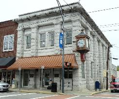 The Mount Airy Visitors Center