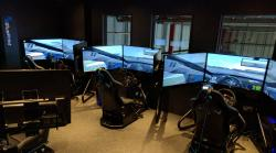 BluePrint Simulator Racing