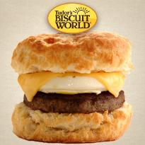 Tudor's Biscuit World