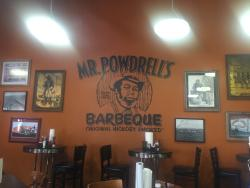 Mr. Powdrell's Barbeque House