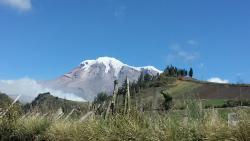 Volcán Chimborazo