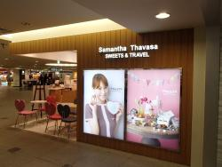 Samantha Thavasa Sweets & Travel New Chitose Airport
