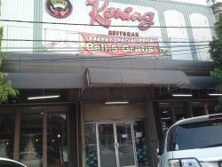 Restoran D'koning Semarang