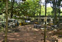 Pallipuram Fort