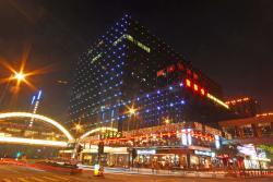 尖沙咀中心商场