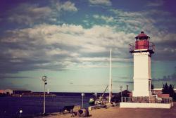 Salacgriva Lighthouse